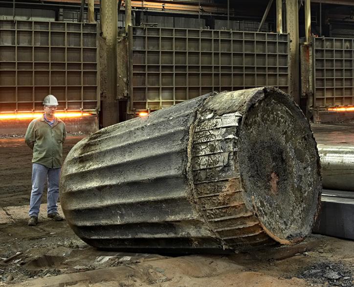 Steelmaking North American Forgemasters
