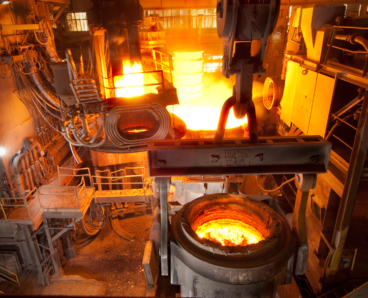 Steelmaking North American Forgemasters