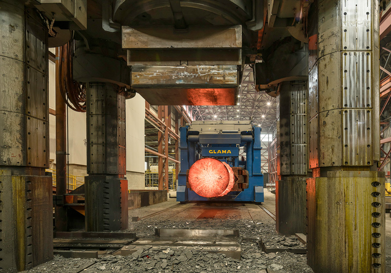 Ultra Large Forgings | North American Forgemasters